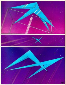 The Citroen Sequence by Moebius