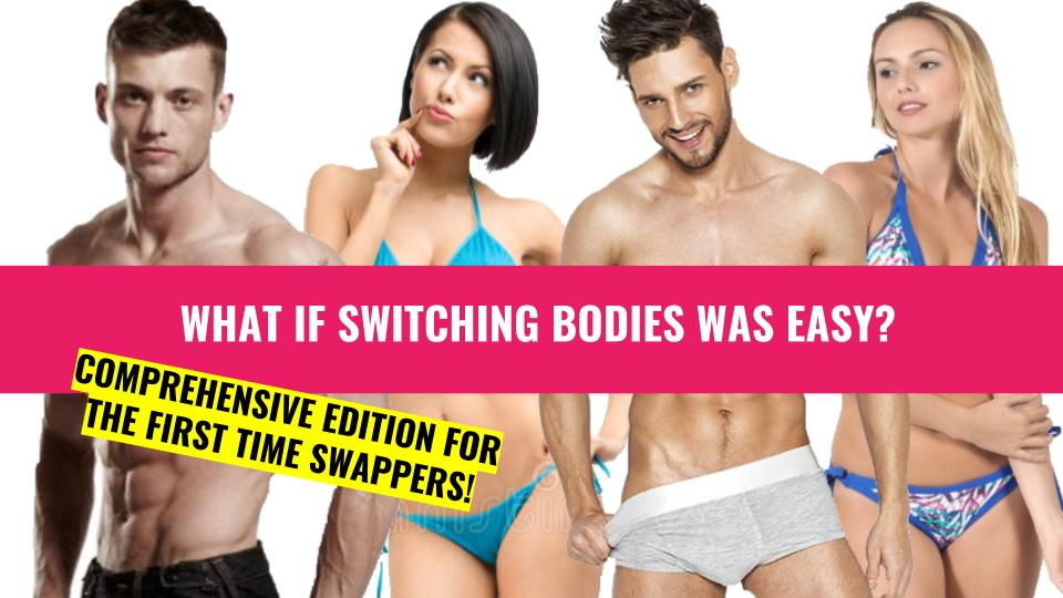 Hot Swapper – What if switching bodies was easy?